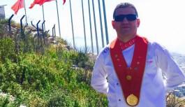Alanya'daki profesyonel aşçıların yeni başkanı belli oldu