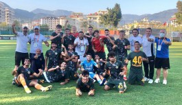 Alanyaspor U19 - Atakaş Hatayspor U19: 3-1