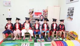 ALKÜ uygulama anaokulu'nda mezuniyet coşkusu!