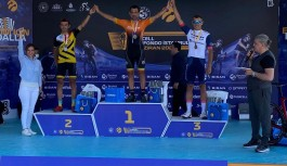 Bisiklet takımı 3 madalya ile döndü!