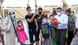 Alanya'da uluslararası çocuk festivali başladı