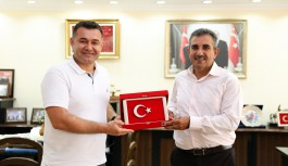 Alanya müdürü Antalya'ya atandi