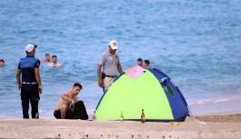 Alanya belediyesi kent huzuru için denetimlerini 7/24 sürdürüyor