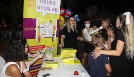 Alanya çocuk festivalinde dodo coşkusu