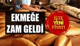 Alanya'da ekmek zamlandı