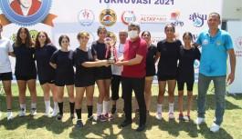 Alanya'da hentbol turnuvası son buldu