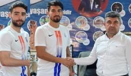 Alanya Kestelspor'da iki transfer birden