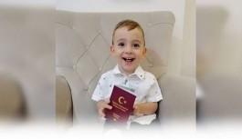 Alanya'nın Ahmet bebeği 4 Temmuz'da yolcu