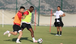 Alanyaspor'da şok. Futbolcu kalp spazmı geçirdi