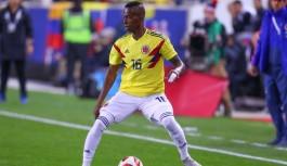 Alanya'ya Kolombiyalı bek!