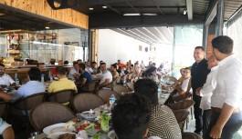 """Başkan Yücel """"20 milyon TL'lik Konaklı kültür merkezi misafirlerini bekliyor"""""""