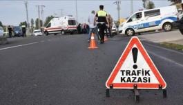 Alanya da Rus turist kaza kurbanı!