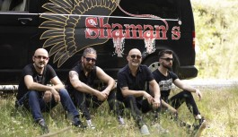 Alanya kökenli Shamans Band'ın ilk albümü çıktı