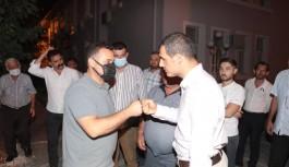 Başkan Yücel den Alanya için güzel haber: Tehdit eden yangın kalmadı!