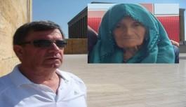 CHP İlçe başkanı Karadağ, annesini kaybetti