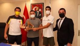 Efeler ligine Alanyadan büyük transfer: Ahmet Alaettinoğlu...