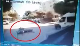Mahmutlarda feci kaza: 1 kadın öldü!