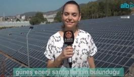 Alanya belediyesinin güneş enerji santrali büyümeye devam ediyor