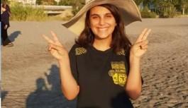 Alanya'da genç kız kayıp