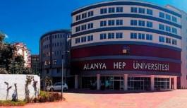 Alanya HEP Üniversitesi'nden gastronomide iddialı eğitim
