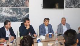 Alanya-Konya yolunda çalışmalar sürüyor