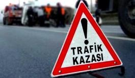 Alanyalı trafik kazası kurbanı!