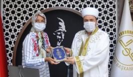 Alanya'ya tatile gelen Rus bayan müslüman oldu!