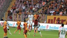 Galatasaray-Alanyaspor maçından gergin anlar yaşandı