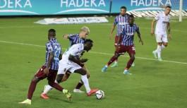 Karadeniz Akdeniz derbisinde kazanan yok 1-1