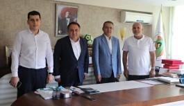 Türk Telekom'dan Alanyaspor'a ziyaret