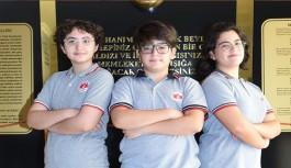 Türkiye üçüncüleri Alanya'dan!