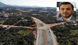 Ak Partili Toklu: Çok yakında Alanya trafiği rahat nefes alacak