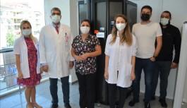 Alanya da Sedef hastalarına müjde