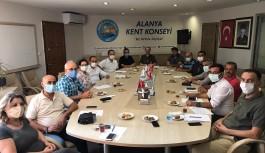 Alanya Kent konseyi raporu: Esnaf umduğunu bulamadı!