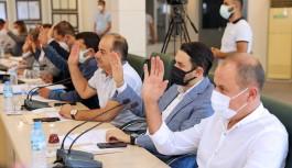 Alanya'nın tahmini bütçesi kabul edildi: 236.110.000.00 TL