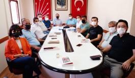 CHP'li Hancı: Bağışlar meclis üyeliğinden istifa etmeli