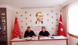 CHP'li Karadağ, Ak Partili Toklu'ya cevap verdi