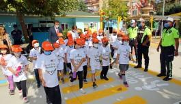 Haydi çocuklar, trafik eğitim parkı yeniden hizmette