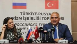Rusya'dan Türk turist açıklaması: vize muafiyeti gündemde