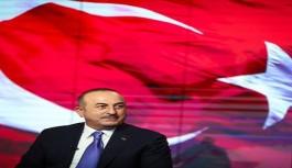 """Çavuşoğlu: """"Sınırın ötesinde..."""