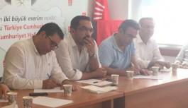 CHP Alanya teşkilatına tepki
