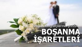 Düğün fotoğrafçılarının gözüyle boşanma işaretleri