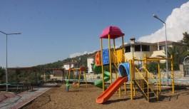 Avsallar mahallesine yeni park müjdesi