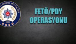 Antalya merkezli FETÖ operasyonu