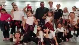 Alanya'da modern dans kursu açıldı
