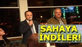 İyi Parti Alanya Belediye başkan adayı sahaya indi