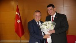 Antalya Büyükşehir Belediye Başkanı...