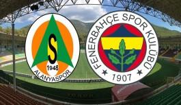İşte Alanyaspor-Fenerbahçe'nin hakemi!