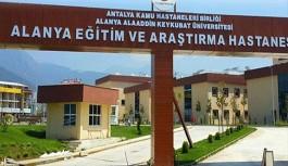 ALKÜ Hastanesi'nde şok karar