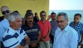 CHP'li vekil Zeybek: Alanya'da bütün vatandaşlarımıza eşit mesafedeyiz!